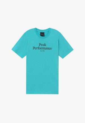 ORIGINAL TEE - T-shirt med print - tonic sky