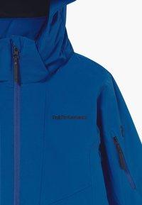 Peak Performance - Lyžařská bunda - true blue - 4