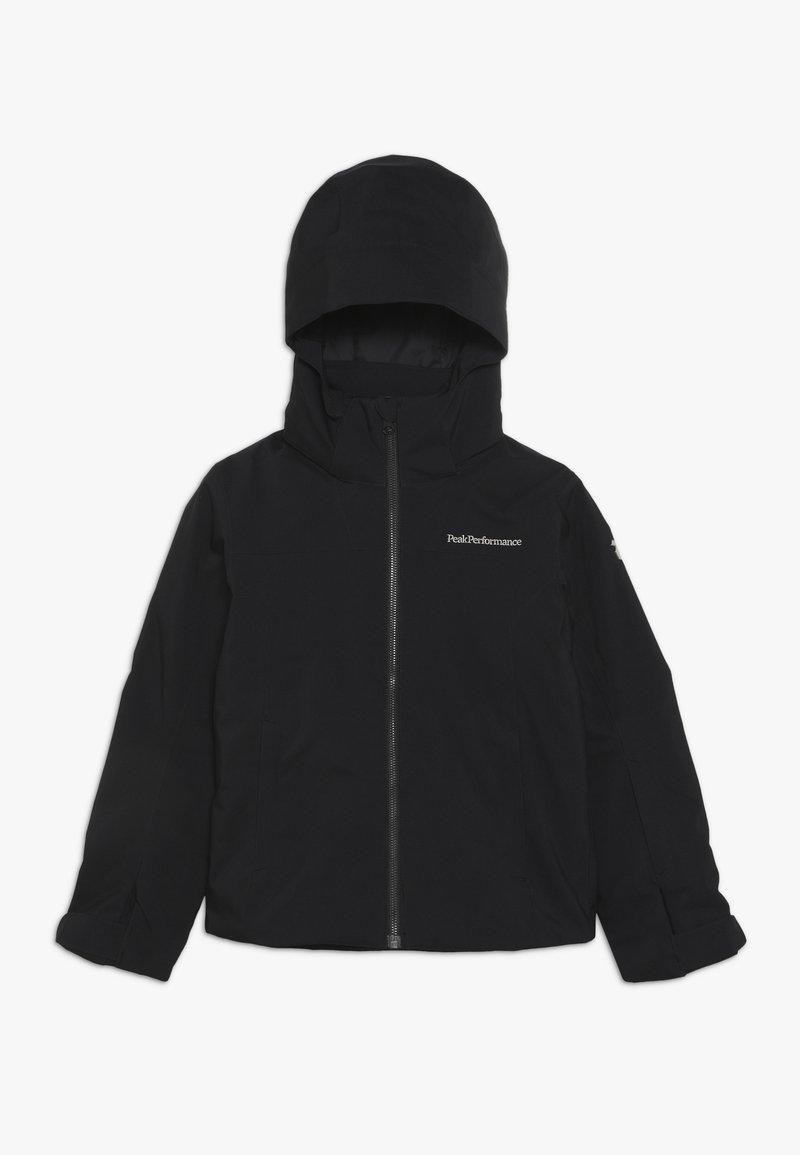 Peak Performance - LANZO - Lyžařská bunda - black