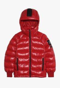 Peak Performance - TOMIC - Winter jacket - dark chilli - 0