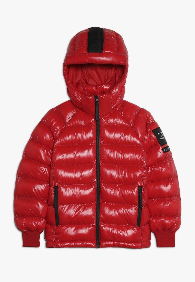 Peak Performance - TOMIC - Winter jacket - dark chilli