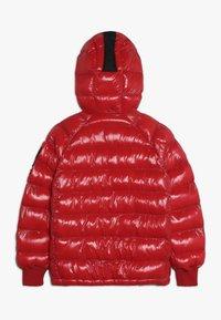 Peak Performance - TOMIC - Winter jacket - dark chilli - 1
