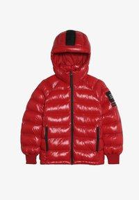 Peak Performance - TOMIC - Winter jacket - dark chilli - 4