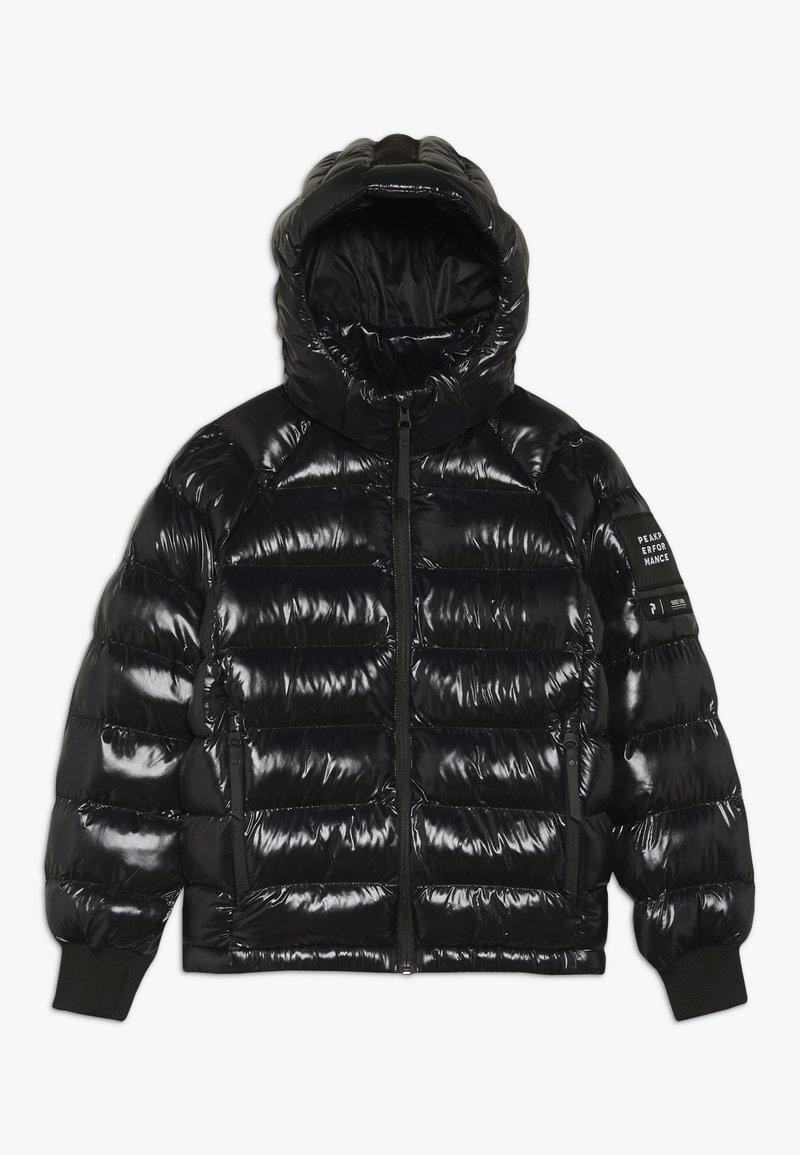 Peak Performance - TOMIC - Winter jacket - black