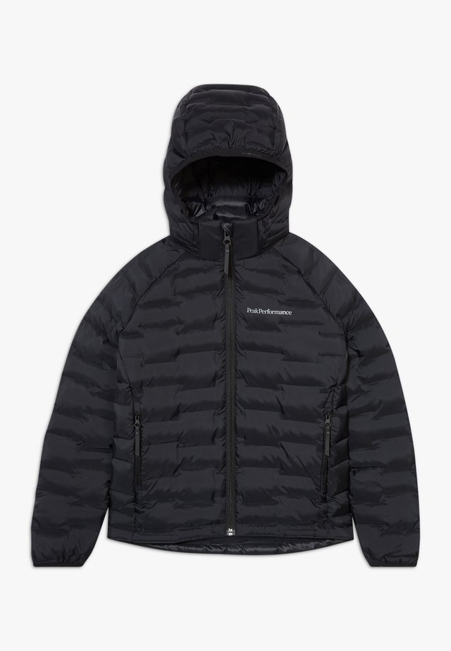 ARGON - Winter jacket - black