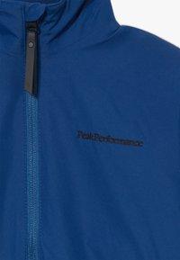 Peak Performance - JR COASTAL - Outdoorová bunda - cimmerian blue - 2