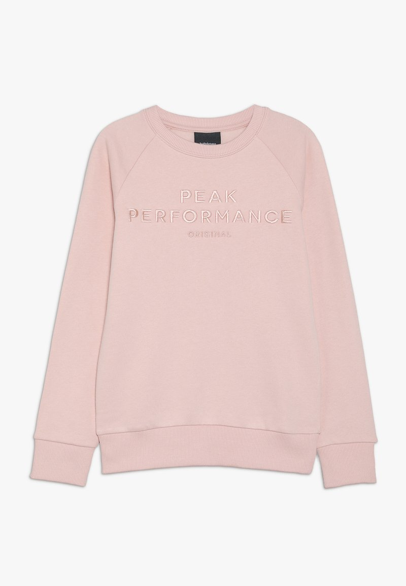Peak Performance - ORIGINAL - Sweatshirt - pink champagne