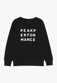 Peak Performance - Sweatshirt - black - 0