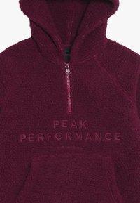 Peak Performance - Hoodie - pink caramel - 4