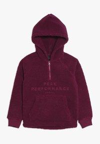 Peak Performance - Hoodie - pink caramel - 0