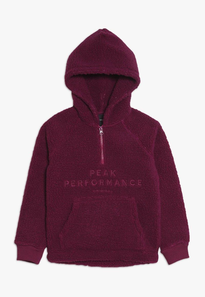 Peak Performance - Hoodie - pink caramel