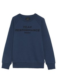 Peak Performance - Collegepaita - decent blue - 2