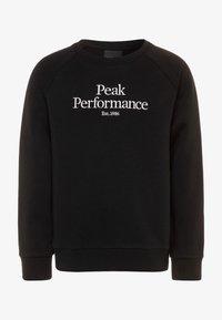 Peak Performance - ORIGINAL CREW - Mikina - white - 0