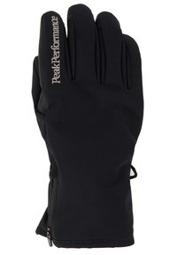 Peak Performance - JRUNITE - Gloves - black - 1
