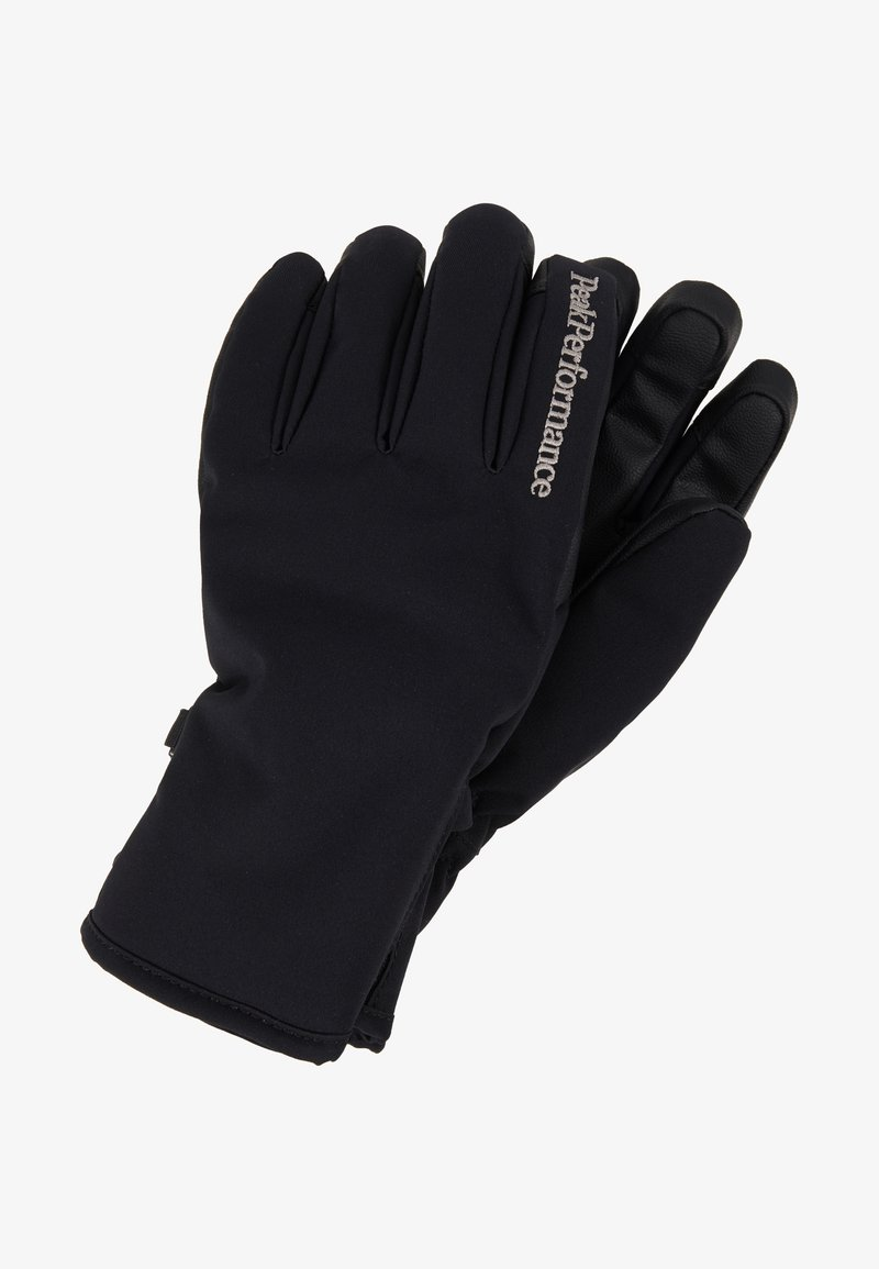 Peak Performance - JRUNITE - Gloves - black