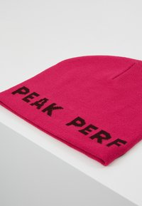 Peak Performance - HAT - Mütze - power pink - 2