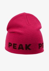 Peak Performance - HAT - Mütze - power pink - 1