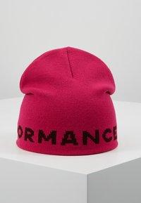 Peak Performance - HAT - Mütze - power pink - 3