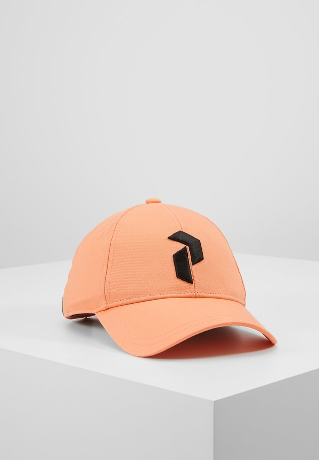 RETRO  - Caps - salmon