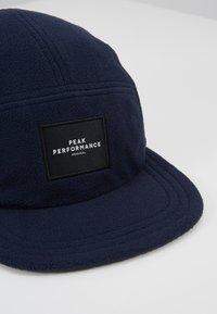 Peak Performance - Cap - salute blue - 6