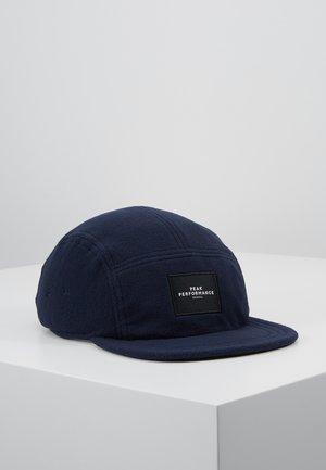 Cap - salute blue