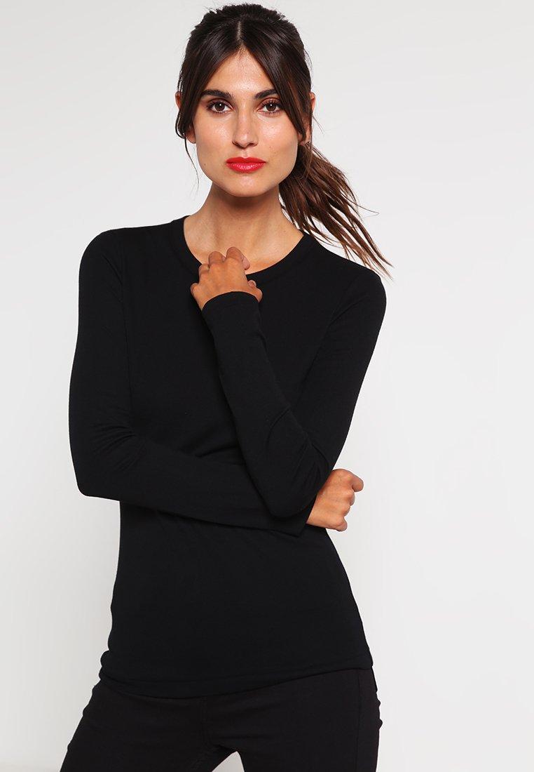 Petit Bateau - Camiseta de manga larga - noir