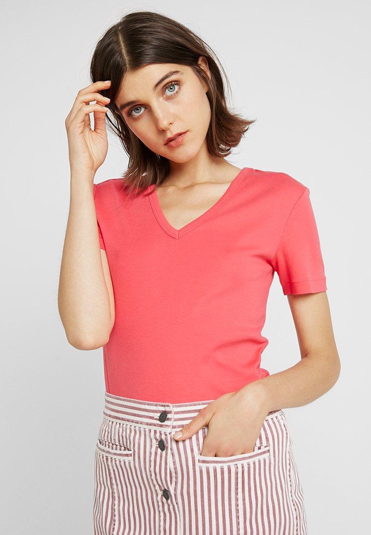 Petit Bateau - TEE - Basic T-shirt - groseiller
