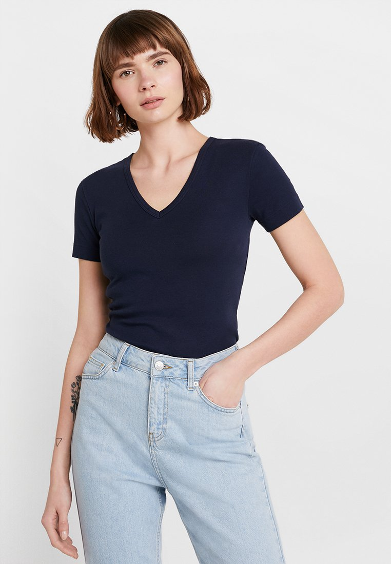 Petit Bateau - TEE - Basic T-shirt - smoking