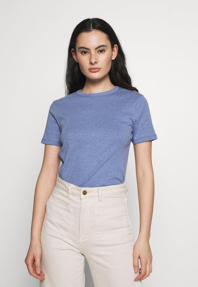 TEE - T-shirt basic - captain chine