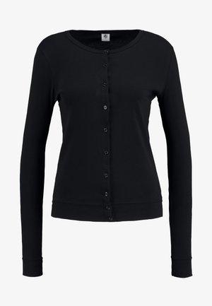 CARDIGAN - Maglietta a manica lunga - noir