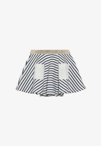 Petit Bateau - CHOLETTE - A-Linien-Rock - marshmallow/smoking - 3