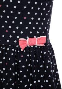 Petit Bateau - FLAMANDE DRESS - Vestido ligero - smoking/multicolor - 2