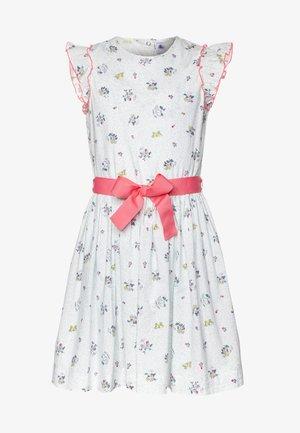 FLANER DRESS - Day dress - marshamallow/multicolor