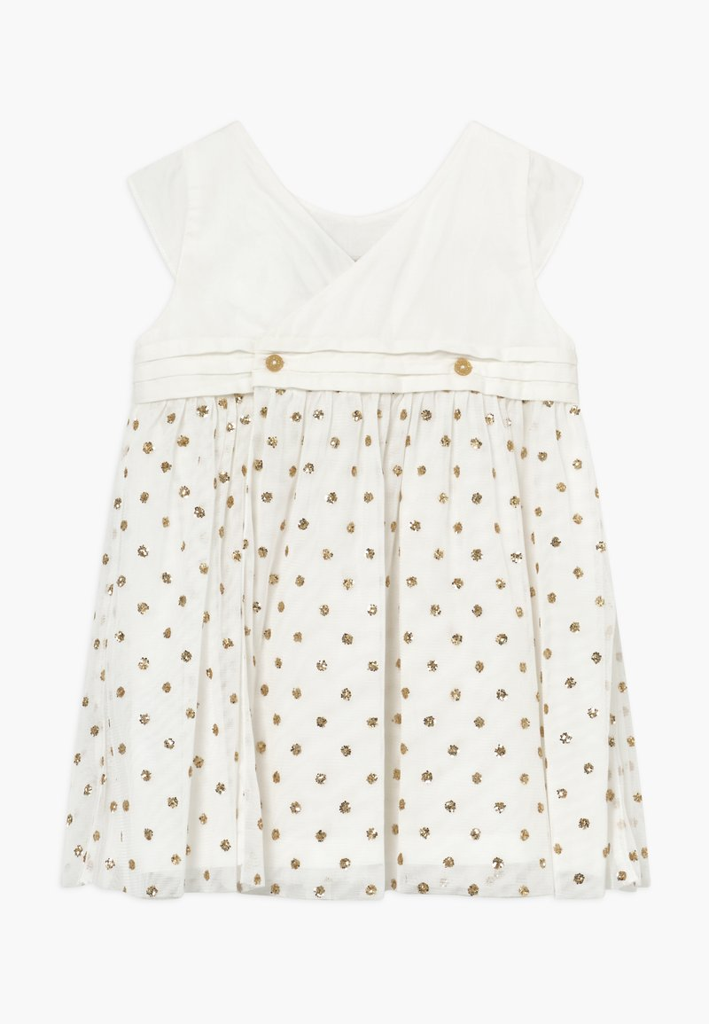 Petit Bateau - ROBE  - Cocktail dress / Party dress - marshmallow/or