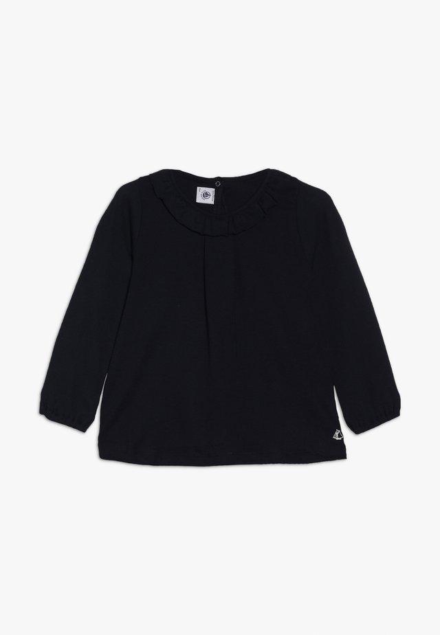 CHATILDE - Long sleeved top - dark blue