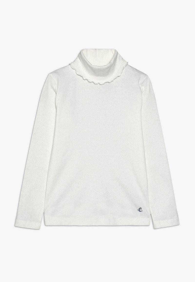 Petit Bateau - COMPOTE - Langærmede T-shirts - marshmallow/or