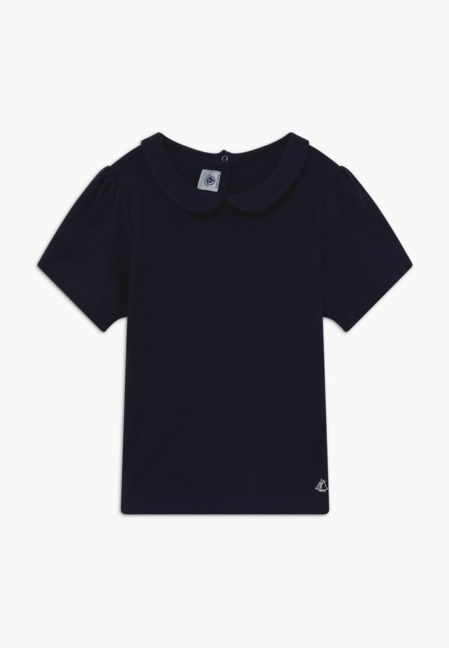 FLEICHI  - T-shirts - dark blue