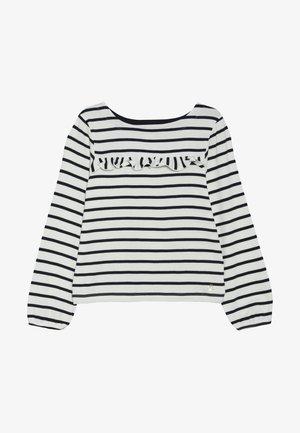 CLOE - Sweatshirt - coquille/smoking