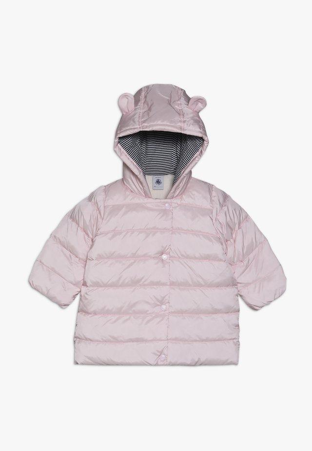 Vinterkappa /-rock - pink