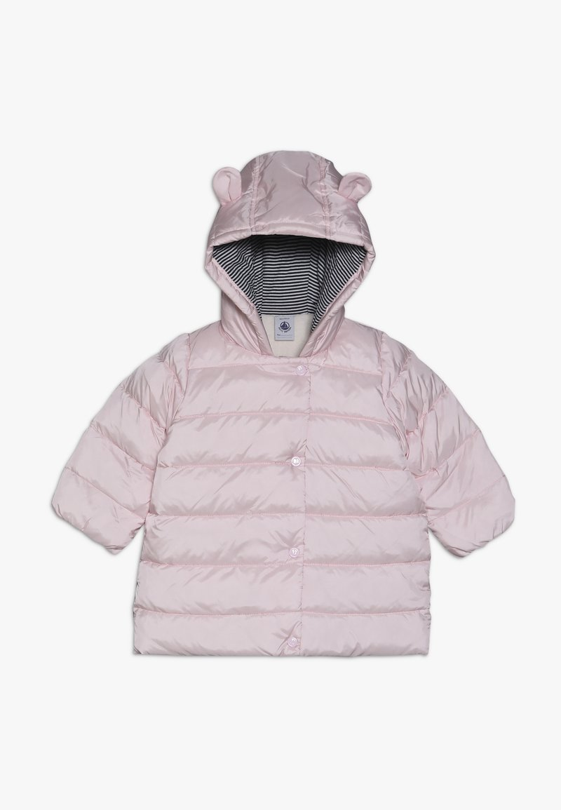 Petit Bateau - Vinterkåpe / -frakk - pink