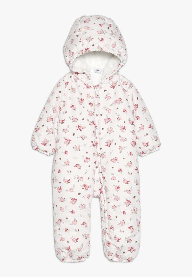 COMBIPILOTE BABY - Snowsuit - multicolor
