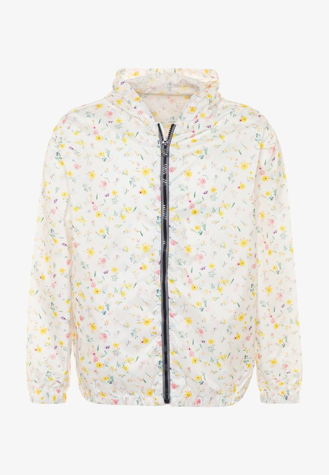 COUPE VENT - Waterproof jacket - marshmallow
