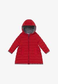 Petit Bateau - MANTEAU - Winter coat - dark red - 2