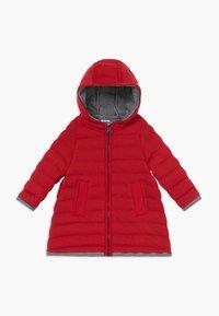 Petit Bateau - MANTEAU - Winter coat - dark red - 0
