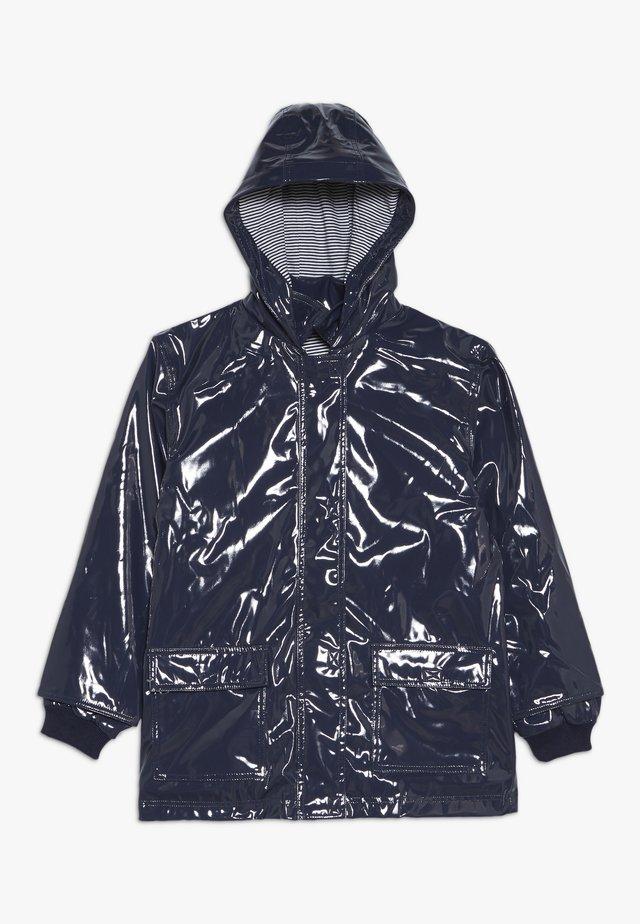 CHOUCROUTE - Waterproof jacket - dark blue