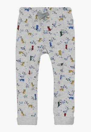 PANTALON BABY - Pantaloni - beluga/multicolor