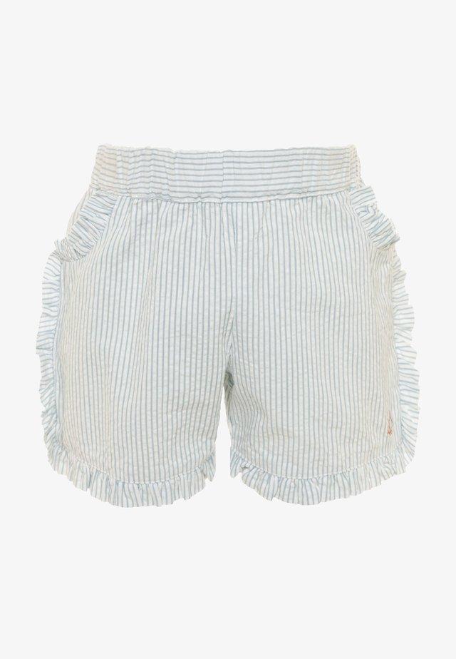 Shorts - marshmallow/acier