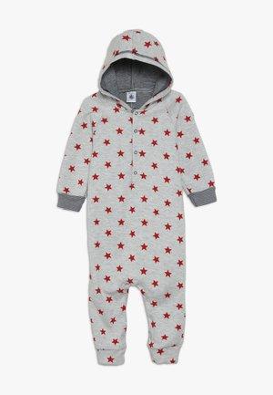 COMBINAISON LON BABY - Jumpsuit - grey