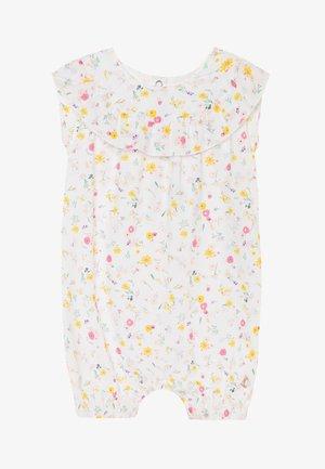 Sleep suit - marshmallow/multicolor