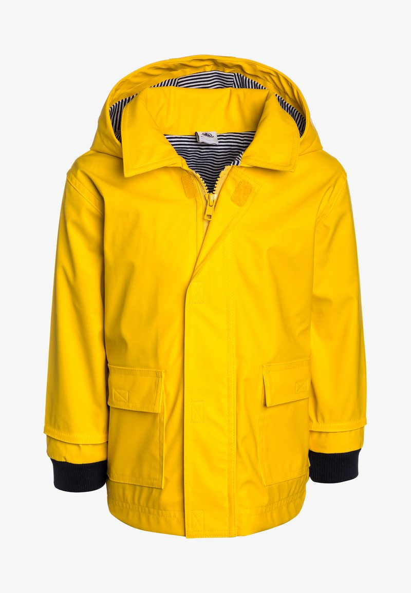 Petit Bateau - Waterproof jacket - yellow